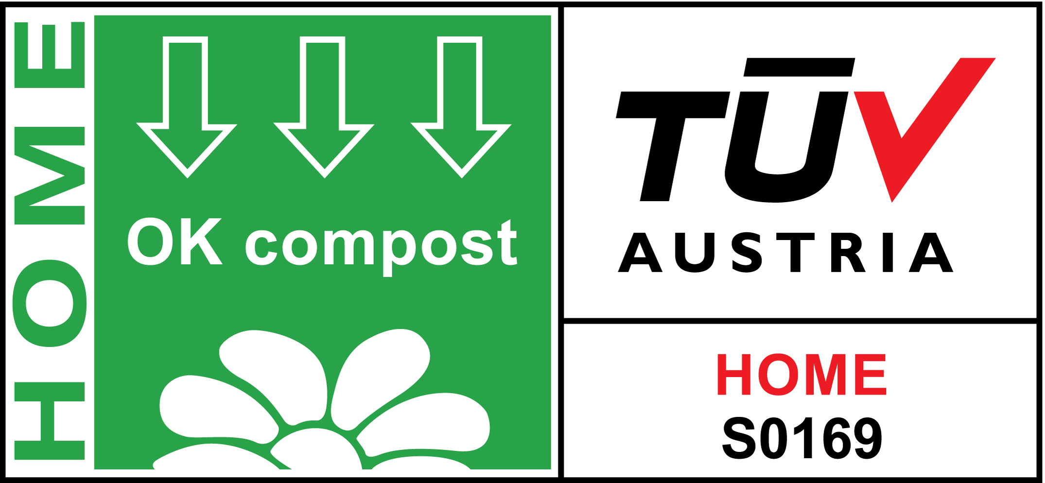 Five plants in Europe and Asia have been awarded OK compost HOME and OK compost INDUSTRIAL labels ...