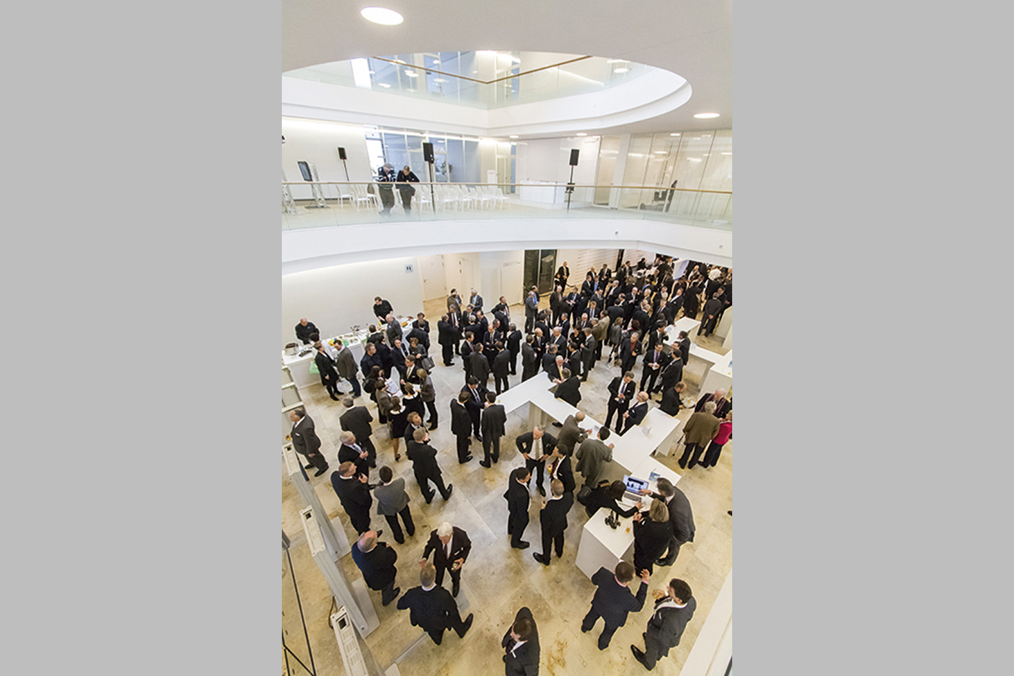 On October 31, 2013, over 250 invited guests celebrated the inauguration of the Clariant Innovation Center – the company's largest single investment to date in an innovative and successful future.